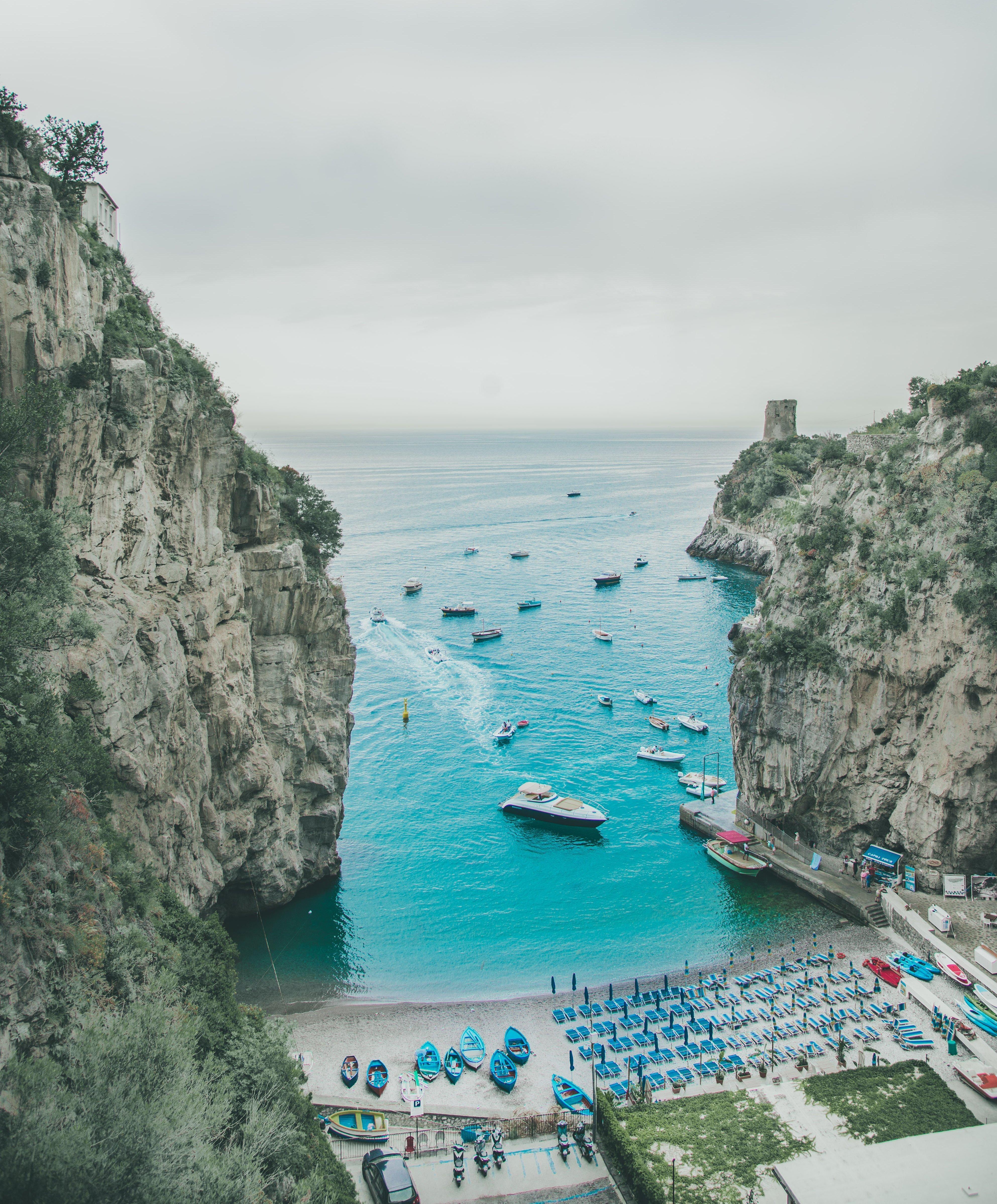 Fiordo di Furore, Amalfi Coast
