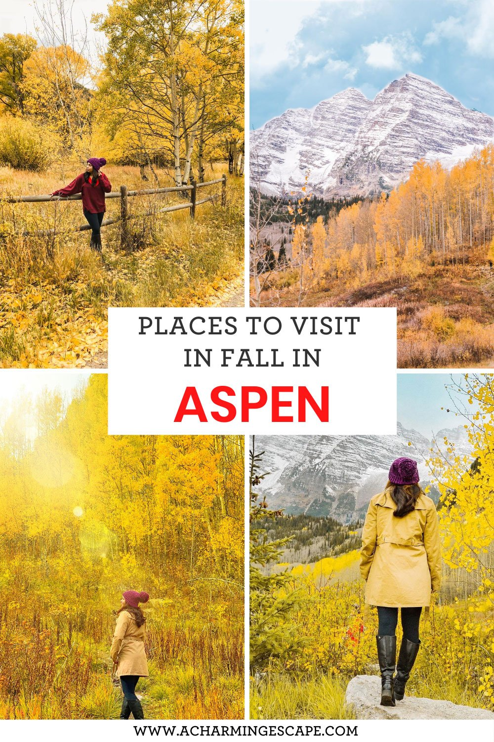Places to visit in Aspen in Fall