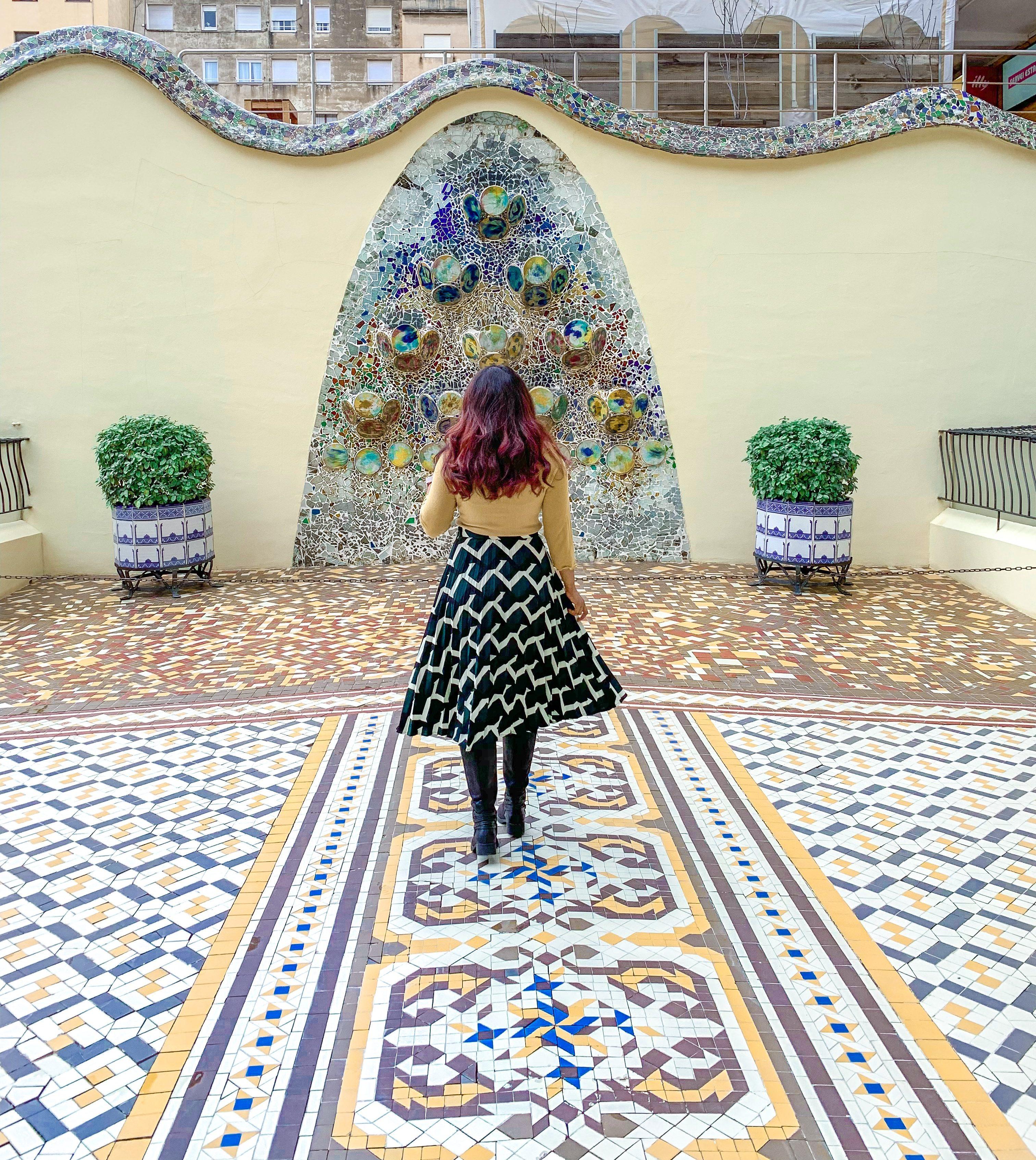 Casa Batllo inside