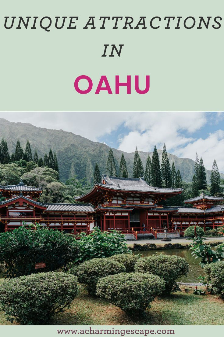 Unique-attractions-Oahu
