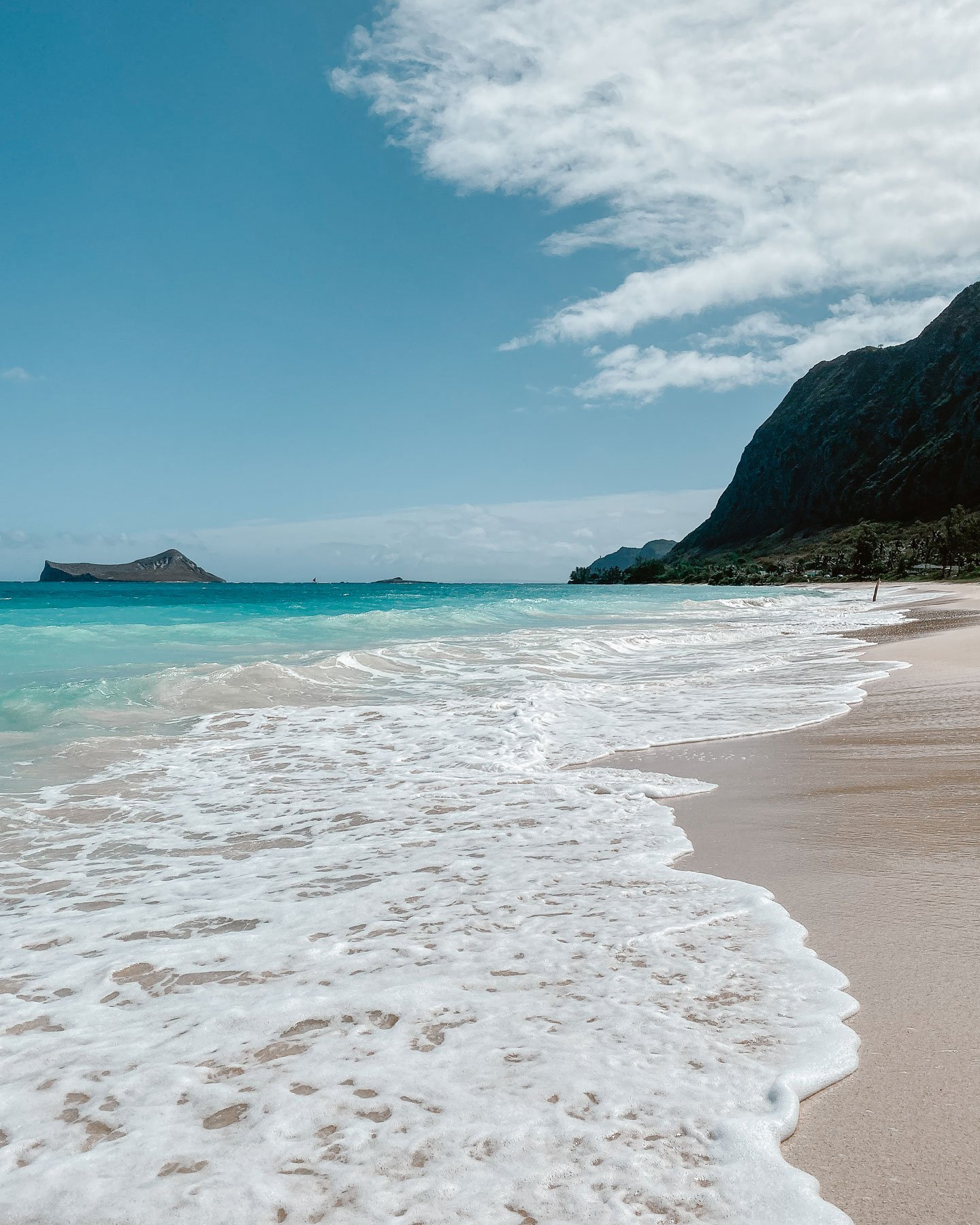 Waimanalo beach oahu acharmingescape