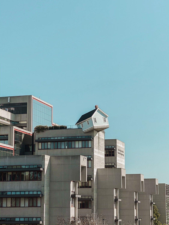 UCSD architecture
