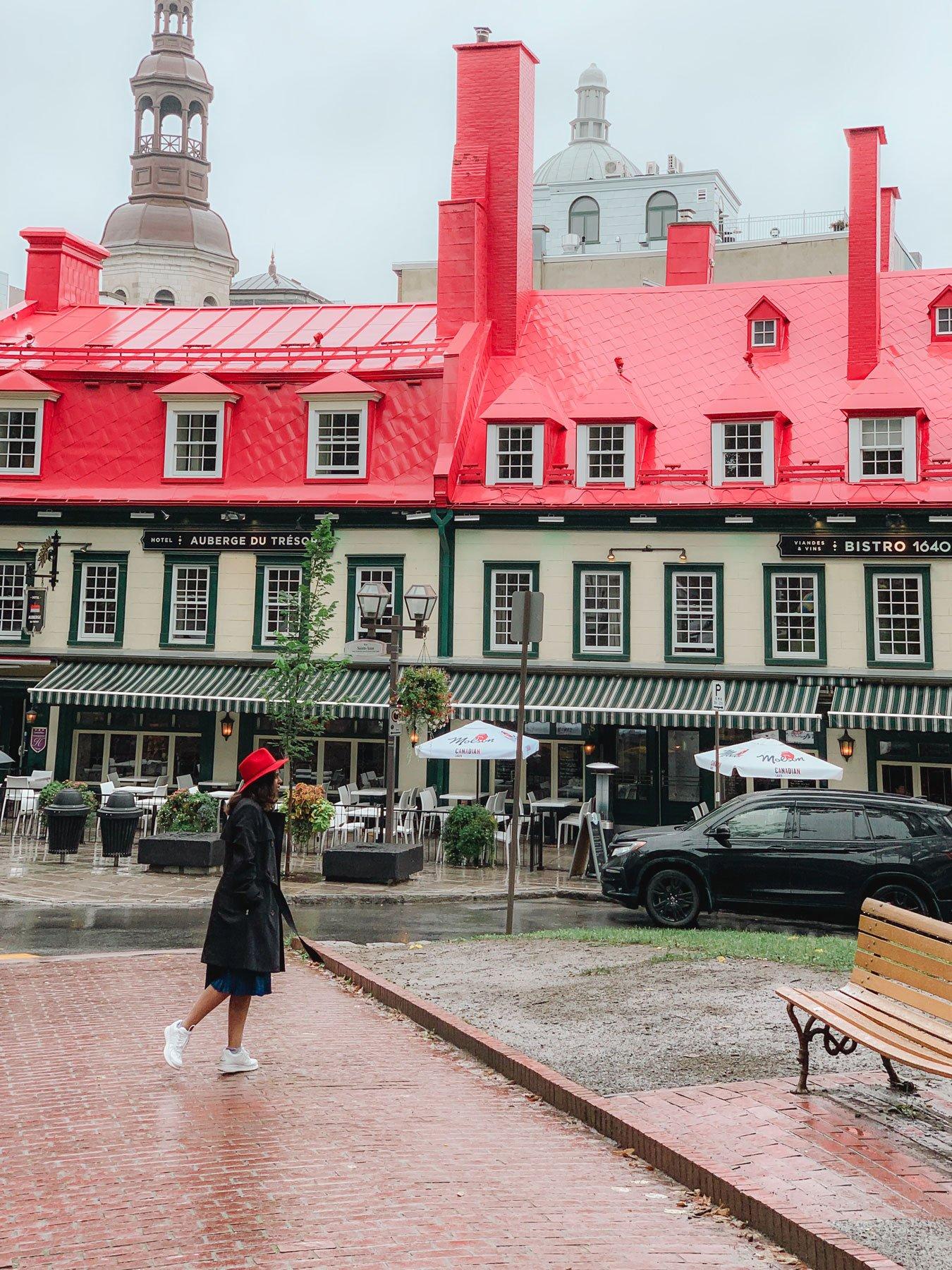 Vieux Quebec Quebec City