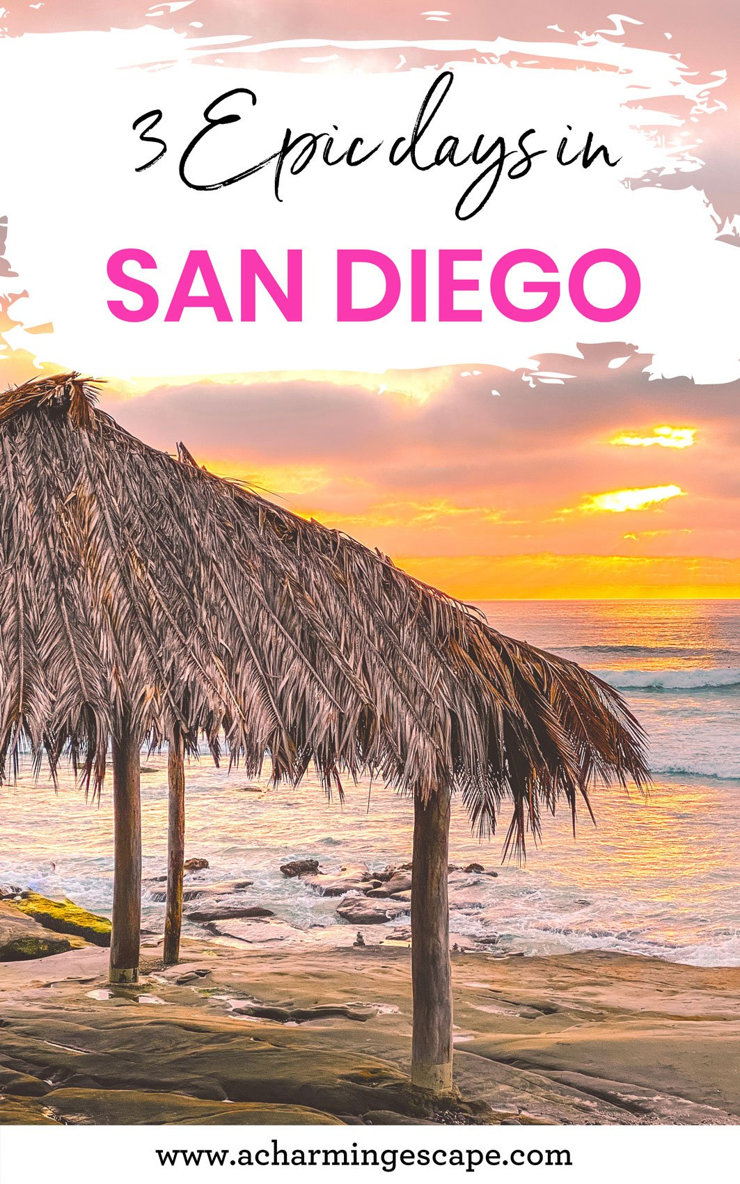 3 day San Diego itinerary