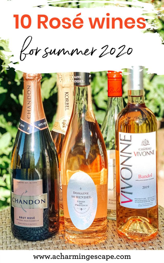 10 rosés for summer