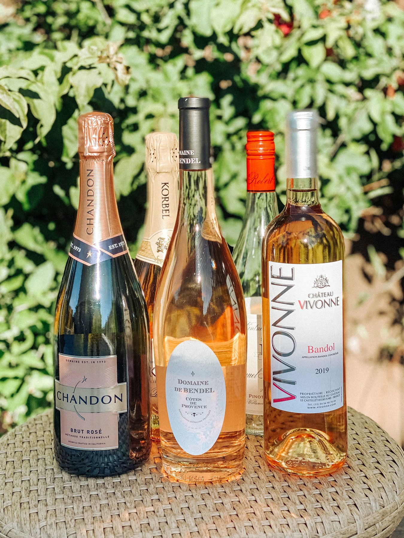 10 rosé wines for summer 2020