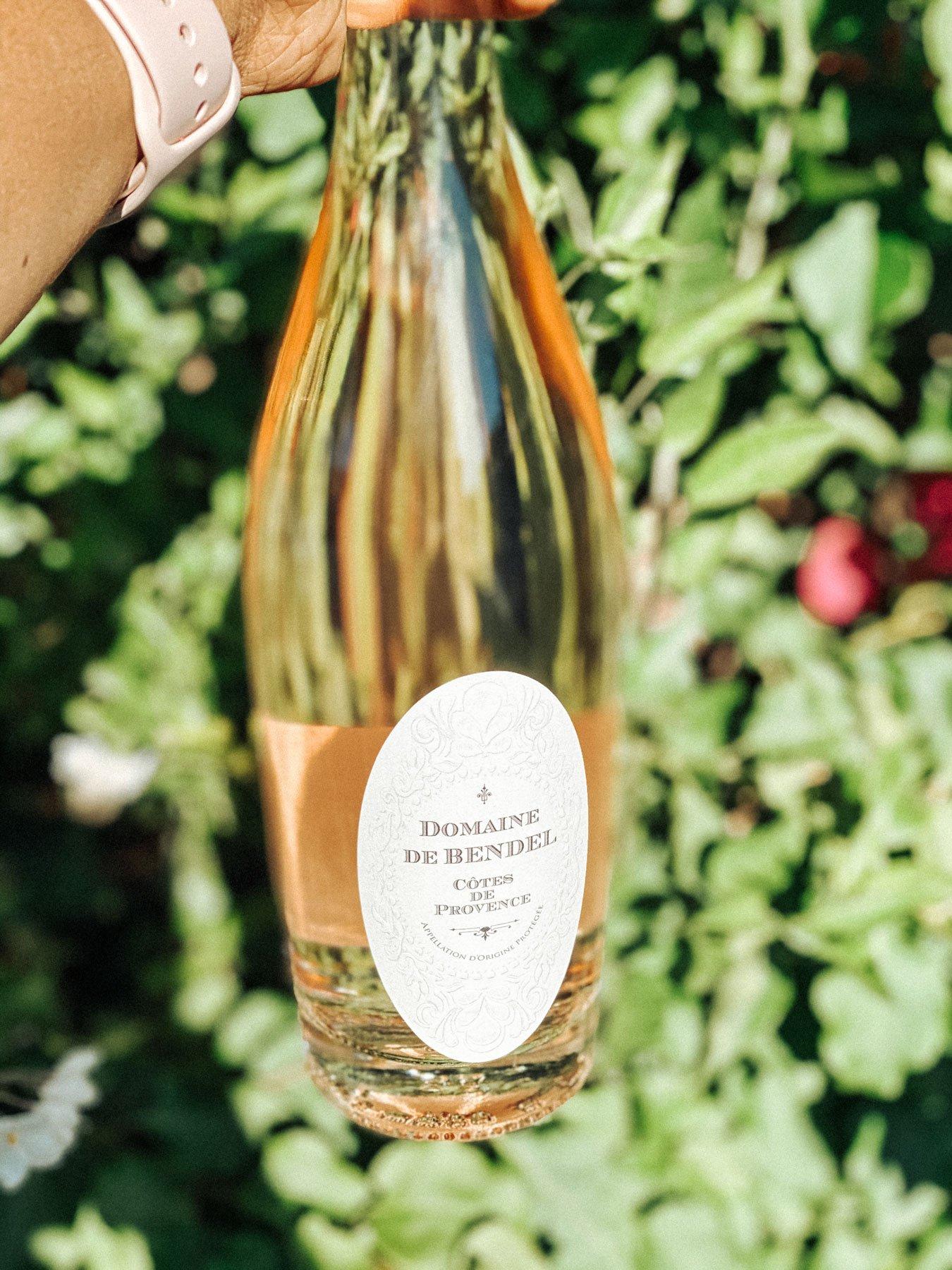 Provence Rosé Domaine de Bendel