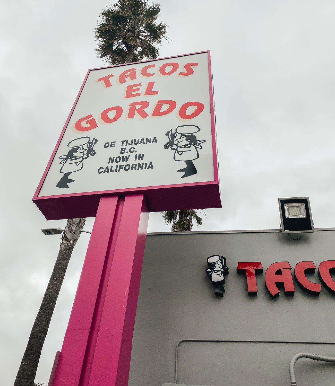 Tacos el Gordo, Chula Vista