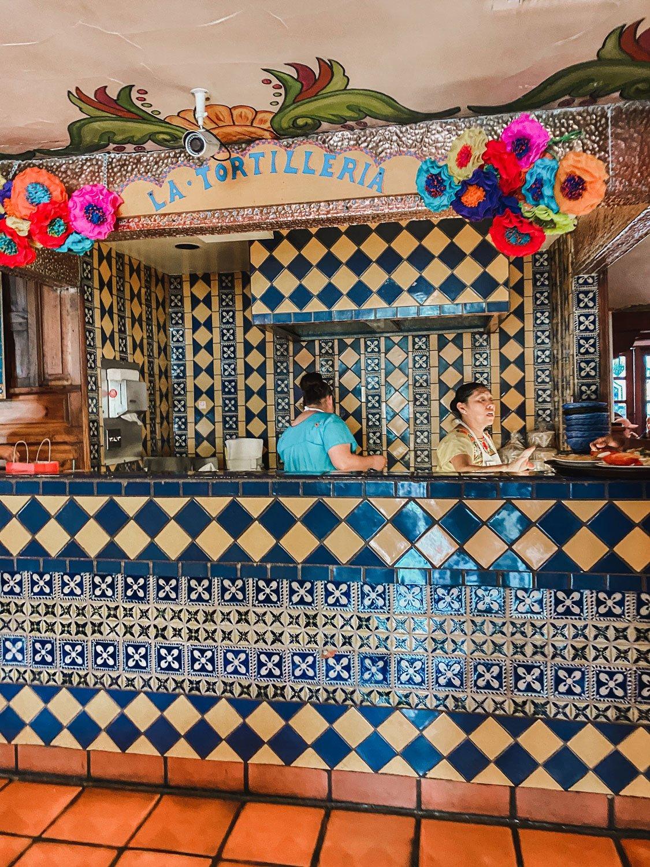 Tortilleria, Casa Guadalajara