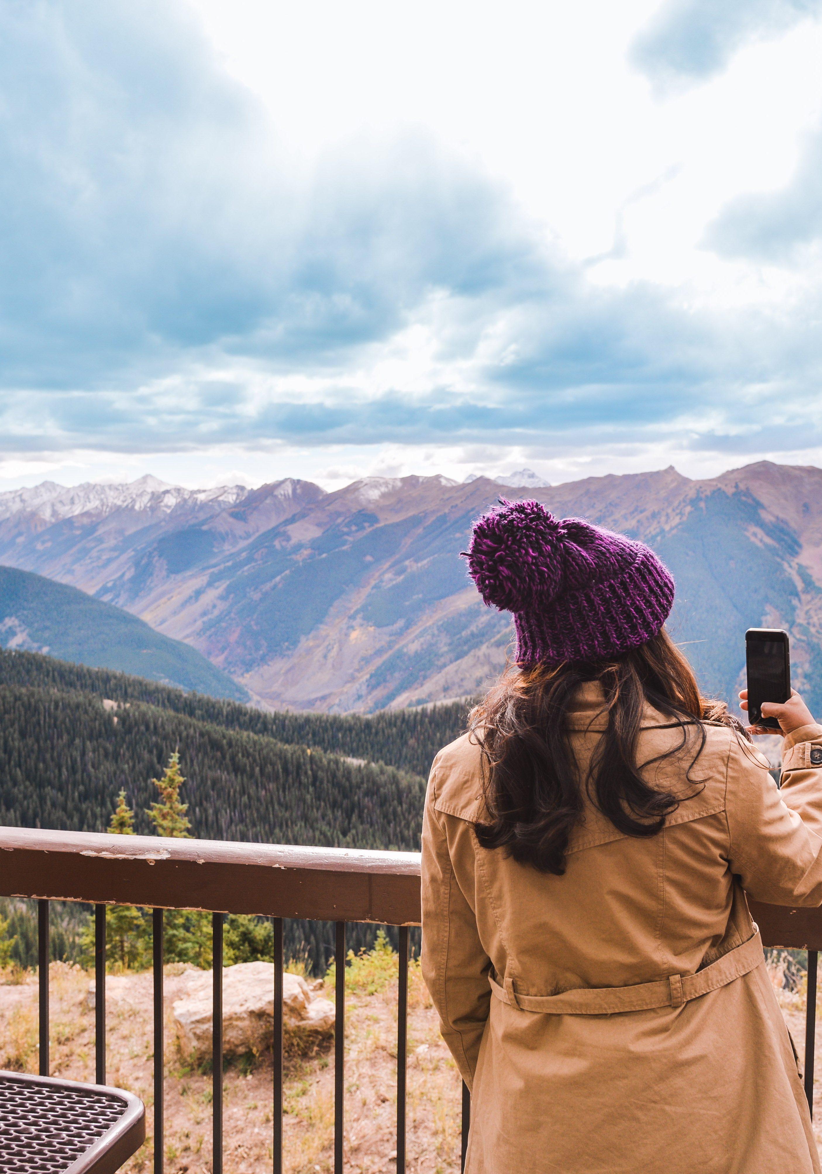 Aspen peak